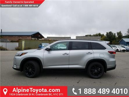 2019 Toyota Highlander XLE AWD SE Package (Stk: S613745) in Cranbrook - Image 2 of 24