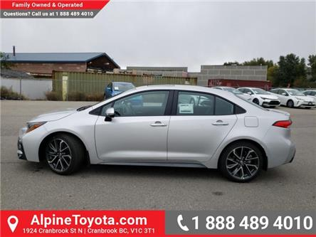 2020 Toyota Corolla SE (Stk: P020140) in Cranbrook - Image 2 of 24