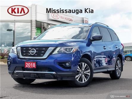 2018 Nissan Pathfinder SV Tech (Stk: 3410PT) in Mississauga - Image 1 of 28