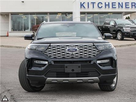 2020 Ford Explorer Platinum (Stk: 0P10020) in Kitchener - Image 2 of 29