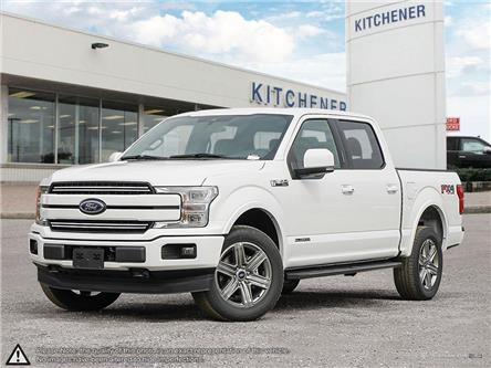 2019 Ford F-150 Lariat (Stk: 9F9160) in Kitchener - Image 1 of 28