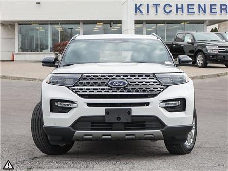 2020 Ford Explorer Limited (Stk: 0P10030) in Kitchener - Image 2 of 28