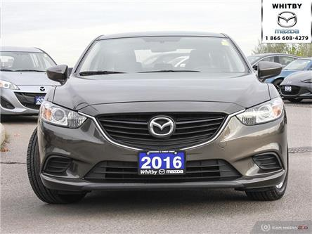 2016 Mazda MAZDA6 GS (Stk: P17482) in Whitby - Image 2 of 27