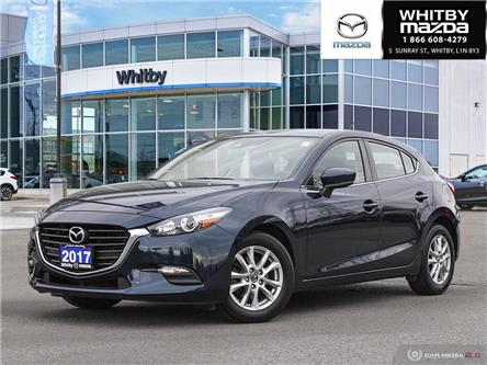 2017 Mazda Mazda3 Sport GS (Stk: P17491) in Whitby - Image 1 of 27