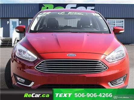 2018 Ford Focus Titanium (Stk: 191046A) in Fredericton - Image 2 of 24