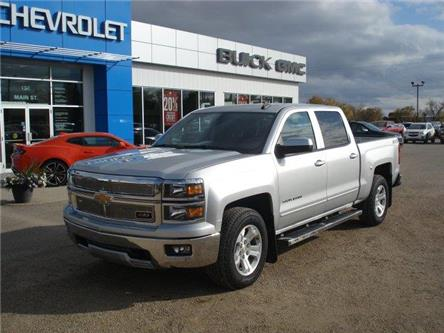2015 Chevrolet Silverado 1500  (Stk: 19T213A) in Wadena - Image 2 of 12