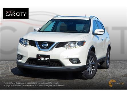 2016 Nissan Rogue SL Premium (Stk: 2681) in Ottawa - Image 1 of 20