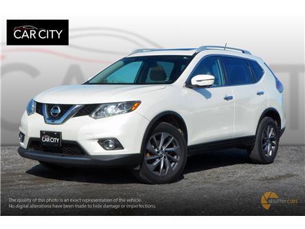 2016 Nissan Rogue SL Premium (Stk: 2681) in Ottawa - Image 2 of 20