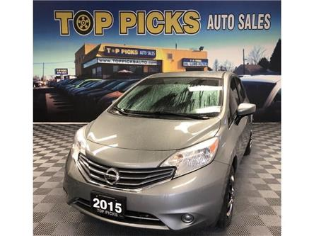 2015 Nissan Versa Note S (Stk: 406298) in NORTH BAY - Image 1 of 23