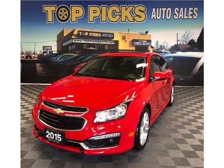 2015 Chevrolet Cruze 2LT (Stk: 217937) in NORTH BAY - Image 1 of 30