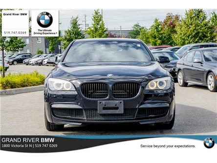 2012 BMW 750  (Stk: PW4874A) in Kitchener - Image 2 of 22