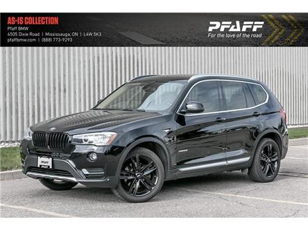 2015 BMW X3 xDrive28i (Stk: 21979AA) in Mississauga - Image 1 of 22