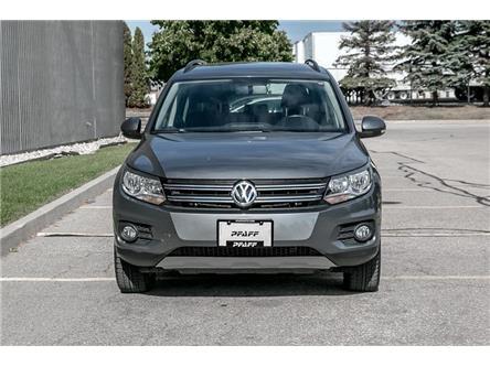 2014 Volkswagen Tiguan Trendline (Stk: 22686A) in Mississauga - Image 2 of 18