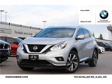 2015 Nissan Murano Platinum (Stk: 35422A) in Ajax - Image 1 of 22