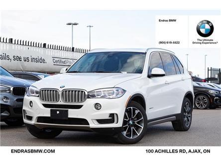 2016 BMW X5 xDrive35d (Stk: 35571A) in Ajax - Image 1 of 22