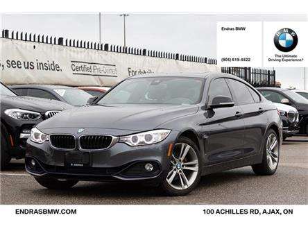 2016 BMW 428i xDrive Gran Coupe (Stk: 35631A) in Ajax - Image 1 of 22