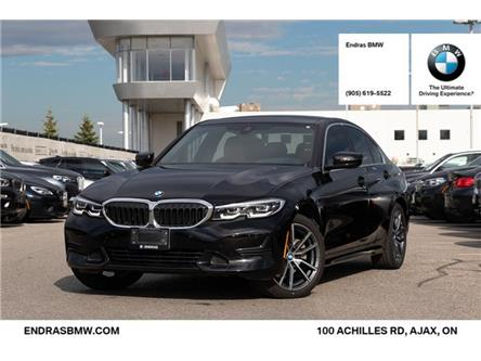 2019 BMW 330i xDrive (Stk: P5978) in Ajax - Image 1 of 22
