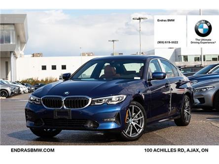 2020 BMW 330i xDrive (Stk: 35660) in Ajax - Image 1 of 22