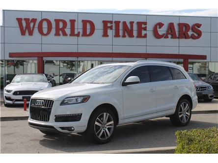 2013 Audi Q7 3.0T (Stk: 17005) in Toronto - Image 1 of 21