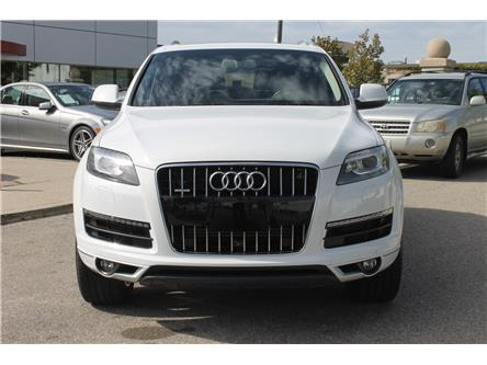 2013 Audi Q7 3.0T (Stk: 17005) in Toronto - Image 2 of 21