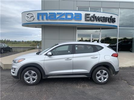 2019 Hyundai Tucson Essential w/Safety Package (Stk: 22029) in Pembroke - Image 1 of 11