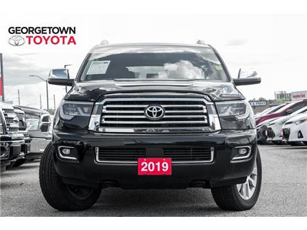 2019 Toyota Sequoia Platinum 5.7L V8 (Stk: 9SQ228) in Georgetown - Image 2 of 22