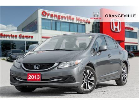 2013 Honda Civic EX (Stk: U3248) in Orangeville - Image 1 of 20