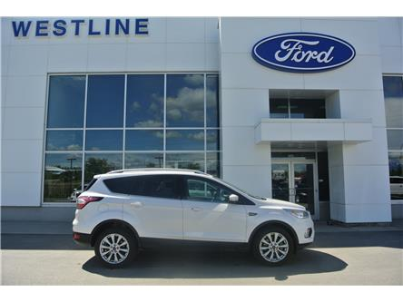 2017 Ford Escape Titanium (Stk: 4125A) in Vanderhoof - Image 2 of 19