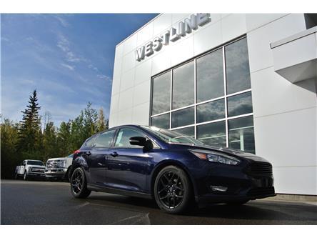 2017 Ford Focus SEL (Stk: 3945A1) in Vanderhoof - Image 1 of 19
