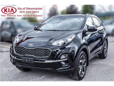 2020 Kia Sportage EX (Stk: P0990) in Newmarket - Image 1 of 21