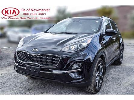 2020 Kia Sportage EX (Stk: P1029) in Newmarket - Image 1 of 20