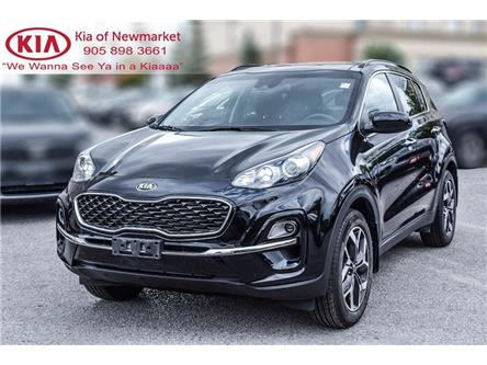 2020 Kia Sportage EX (Stk: P1030) in Newmarket - Image 1 of 21