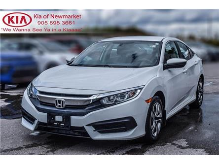 2018 Honda Civic LX (Stk: P1057) in Newmarket - Image 1 of 18