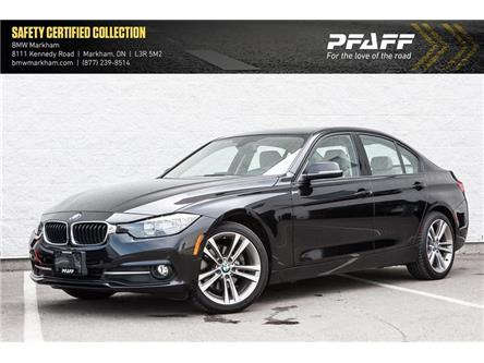 2016 BMW 320i xDrive (Stk: D12458) in Markham - Image 1 of 19