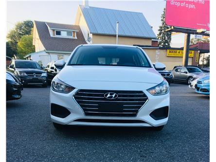 2019 Hyundai Accent Preferred (Stk: CC19581) in Ottawa - Image 1 of 10