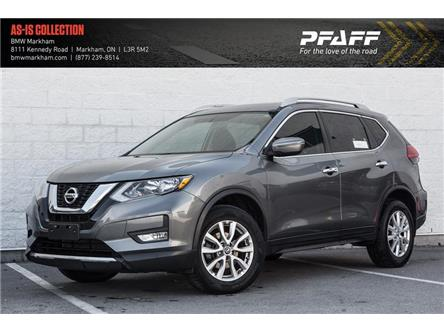 2017 Nissan Rogue SV (Stk: U12168A) in Markham - Image 1 of 16