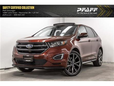 2016 Ford Edge Sport (Stk: V3958A) in Newmarket - Image 1 of 22