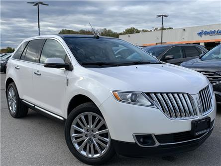 2013 Lincoln MKX Base (Stk: 0007PT) in Midland - Image 1 of 18