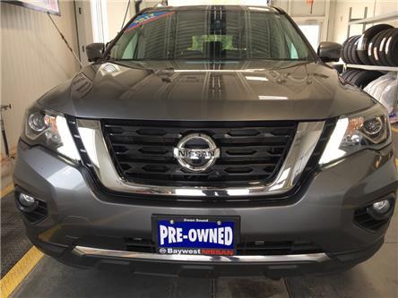 2017 Nissan Pathfinder SL (Stk: P0712) in Owen Sound - Image 2 of 12
