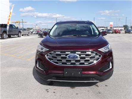 2019 Ford Edge Titanium (Stk: 19-498) in Kapuskasing - Image 2 of 9