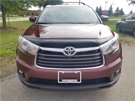 2015 Toyota Highlander Limited (Stk: A02079) in Guelph - Image 2 of 30