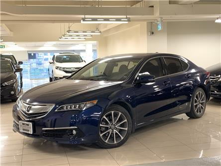2015 Acura TLX Elite (Stk: AP3413) in Toronto - Image 1 of 30