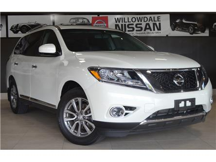 2015 Nissan Pathfinder SL (Stk: E7662A) in Thornhill - Image 2 of 33