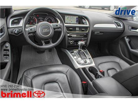2014 Audi A4 2.0 Progressiv (Stk: 10010) in Scarborough - Image 2 of 30
