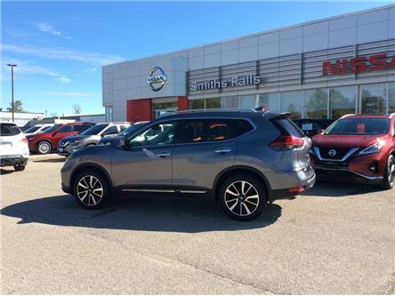2017 Nissan Rogue SL Platinum (Stk: 20-026A) in Smiths Falls - Image 2 of 13