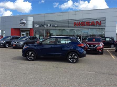 2019 Nissan Kicks SR (Stk: 19-384) in Smiths Falls - Image 1 of 13