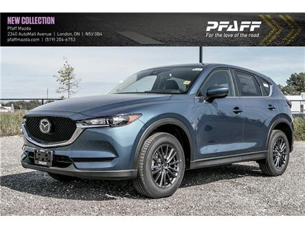 2019 Mazda CX-5 GS (Stk: LM9376) in London - Image 1 of 12