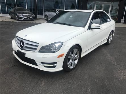 2012 Mercedes-Benz C-Class Base (Stk: 38868B) in Kitchener - Image 1 of 8