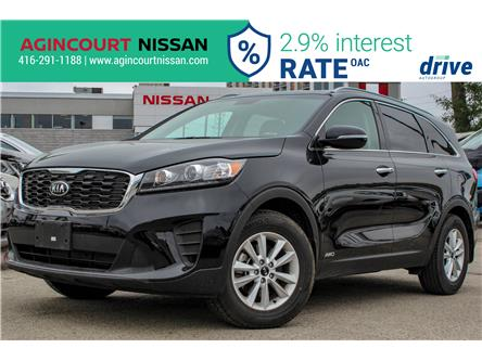 2019 Kia Sorento 2.4L LX (Stk: U12646R) in Scarborough - Image 1 of 23