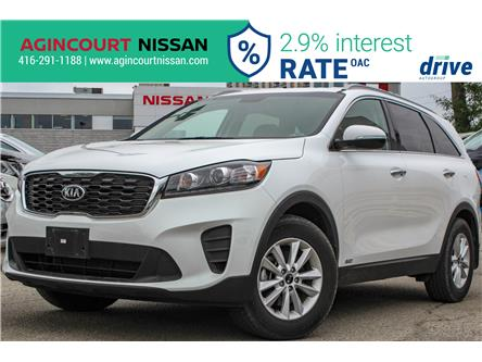 2019 Kia Sorento 2.4L LX (Stk: U12647R) in Scarborough - Image 1 of 26